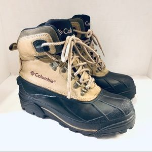 Columbia Bugabootoo Thermalite Boots Size 9
